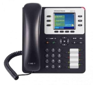 Grandstream GXP2130v2 Enterprise IP Telephone with 2.8-Inch Color Display