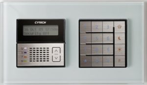 Cytech Comfort LCD Security Keypad (Glass Frame)
