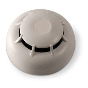 Inim ID100 Optical Smoke Detector with EB0020 Relay Mounting Base